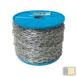LANT COMERCIAL ZINCAT PE ROLA PLASTIC 5mm