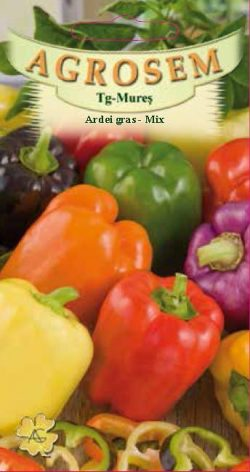 Ardei gras Mix