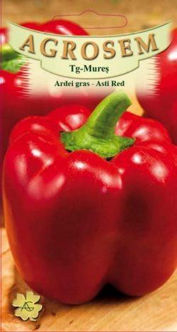 Ardei  gras Asti Red