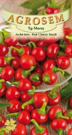 Ardei  iute Red Cherry Small
