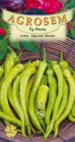 Ardei Bulgaresti – Sigaretta Biondo