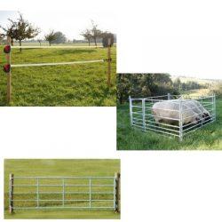 Porți și panouri pentru pașuni